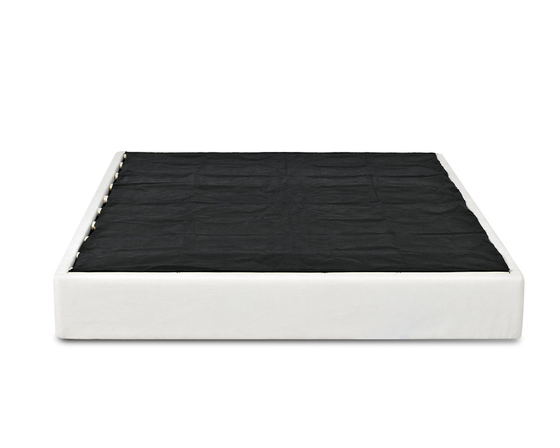 "Engineered to increase the longevity of your mattress, the Enso 9"" Conventional Foundation has a poly velour knit cover and utilizes routed heavy duty construction."